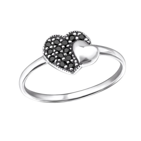Jeweled Ring RG-JB9399-OX BK.SPN/31589