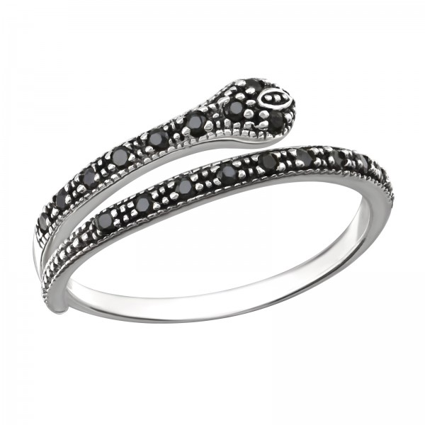 Jeweled Ring RG-JB9453-OX BK.SPN/31376