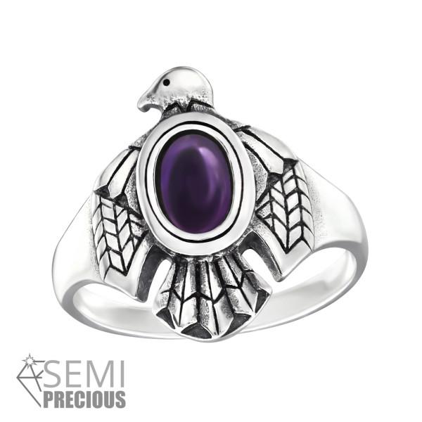 Jeweled Ring RG-JB9587-S-OX AMT/32332