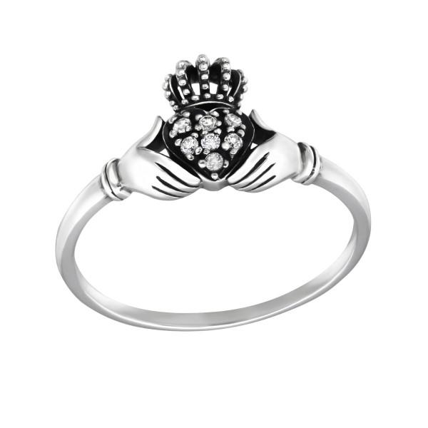 Jeweled Ring RG-JB9620 OX/32334