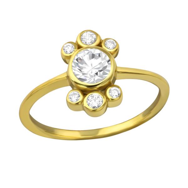 Jeweled Ring RG-JB9635 GP/35317