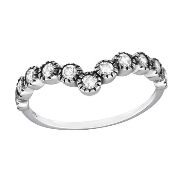 Jeweled Ring RG-JB9705 OX/32342