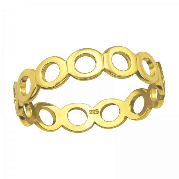 Plain Ring RG-JB7523 GP/38941