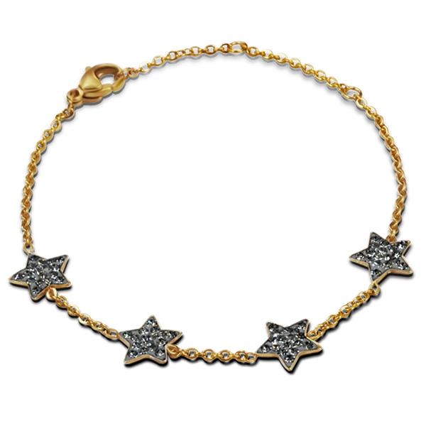 Bracelet for Women FRDB-100-GD BK.DIA/14943