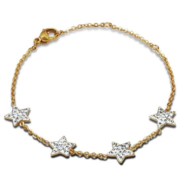 Bracelet for Women FRDB-100-GD CRY/14941