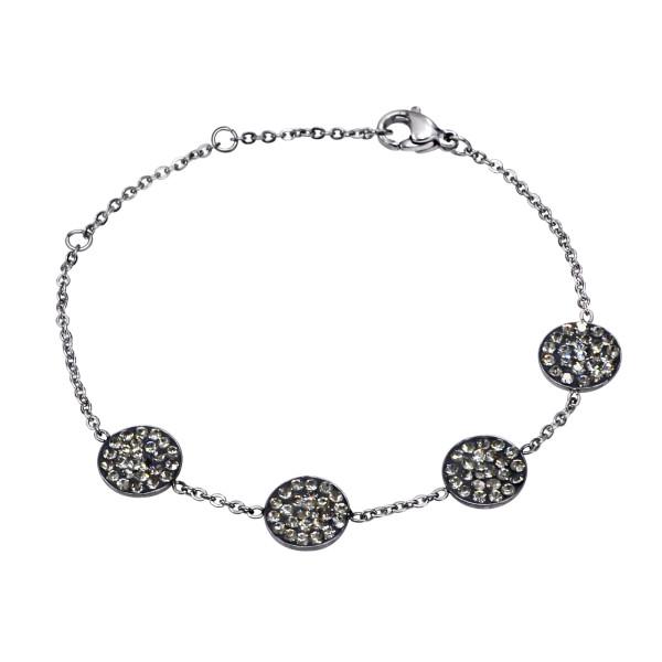 Bracelet for Women FRDB-101-BK.DIA/15081