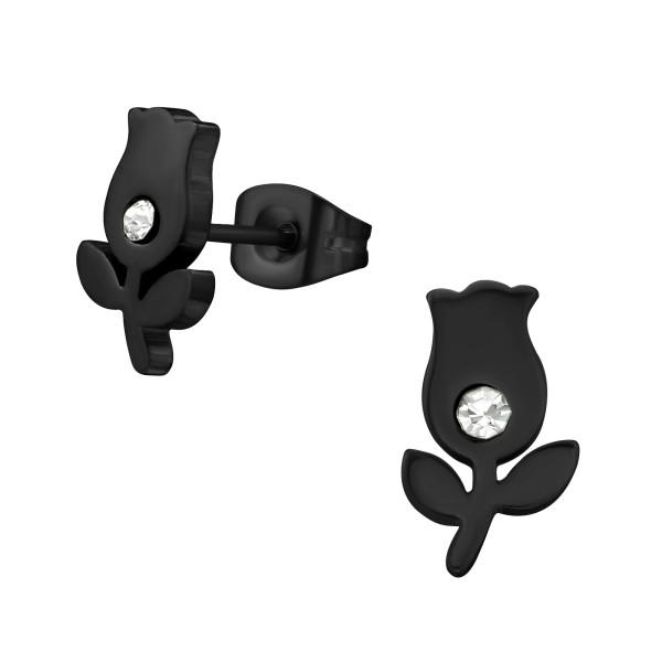 Ear Studs SES-564-BK/28791