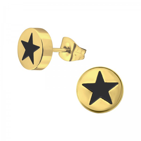 Ear Studs SES-621-GD/34174