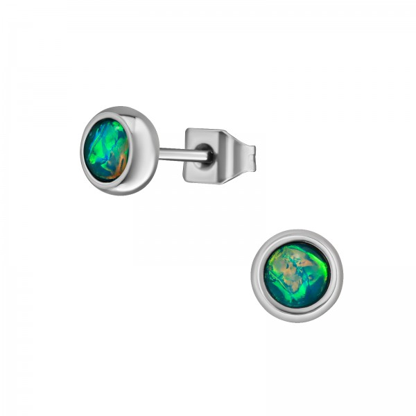 Ear Studs SES-634-4SS-CNOP/34479
