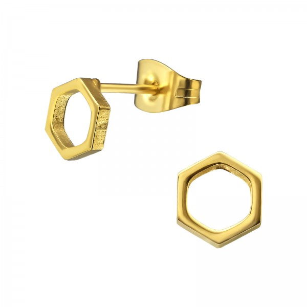 Ear Studs SES-699-GD/29811