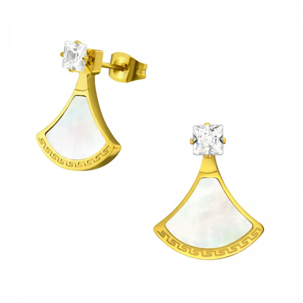 Ear Studs SES-779-GD/32626