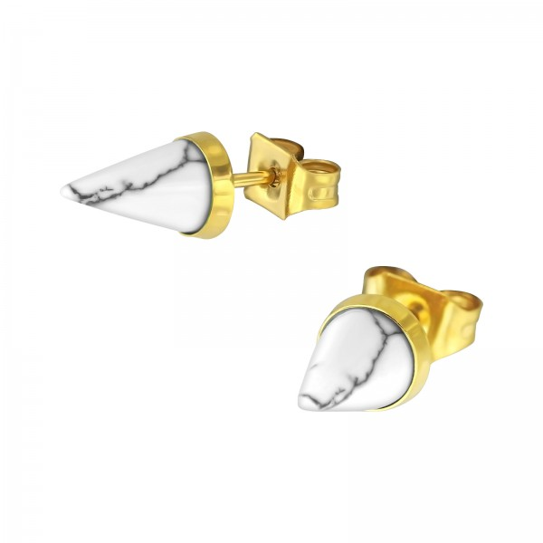 Ear Studs SES-859-GD/34743