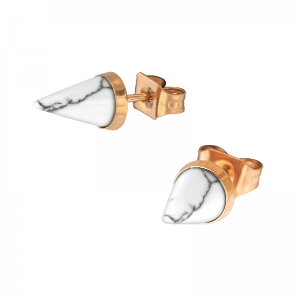 Ear Studs SES-859-RGD/34744