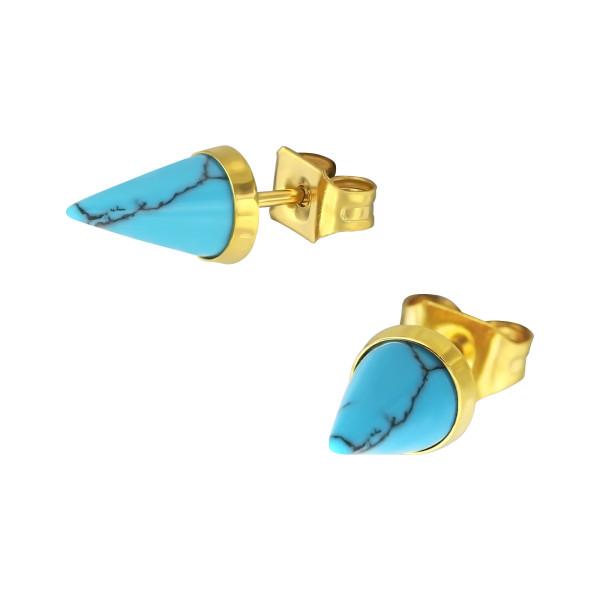 Ear Studs SES-860-GD/34740