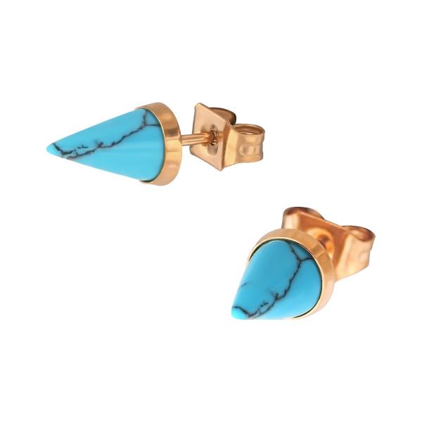 Ear Studs SES-860-RGD/34741