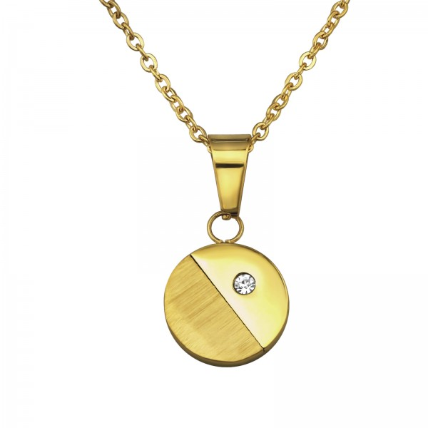 Necklace SSNBE-139-N-GD/31820