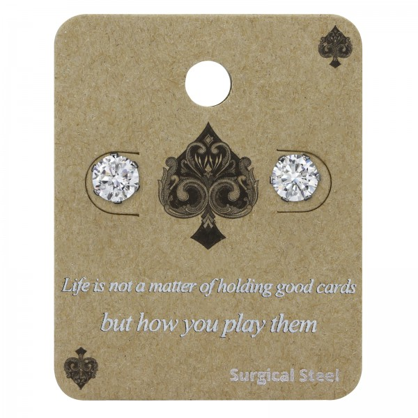 Set & Jewelry on Card CS1-SES-055-6SS/34221