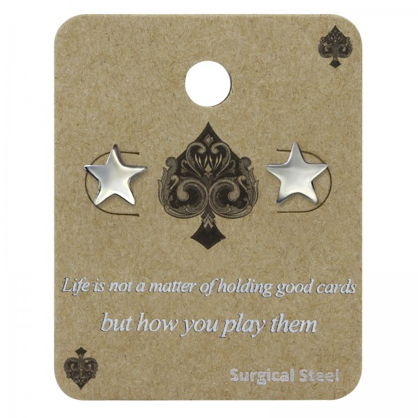 Set & Jewelry on Card CS1-SES-444-SS/34225