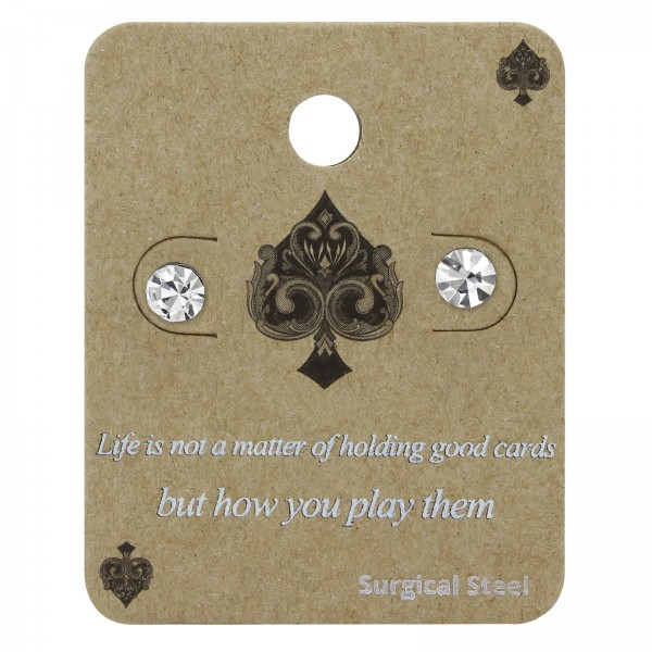 Set & Jewelry on Card CS1-SP-001-5/34227