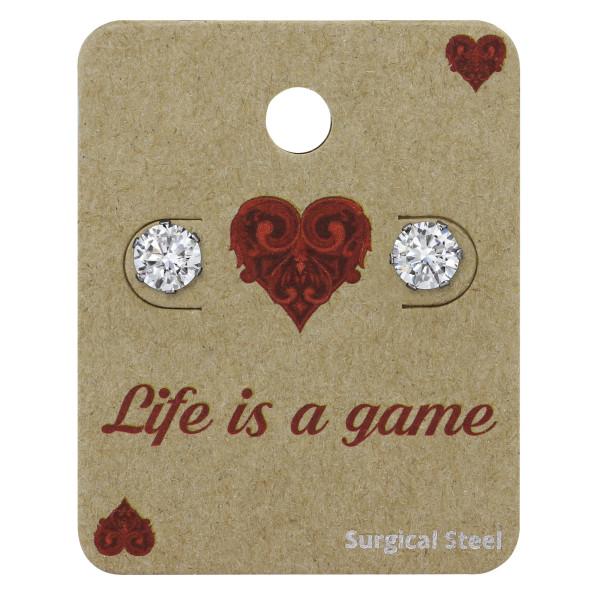 Set & Jewelry on Card CS2-SES-055-6SS/34230