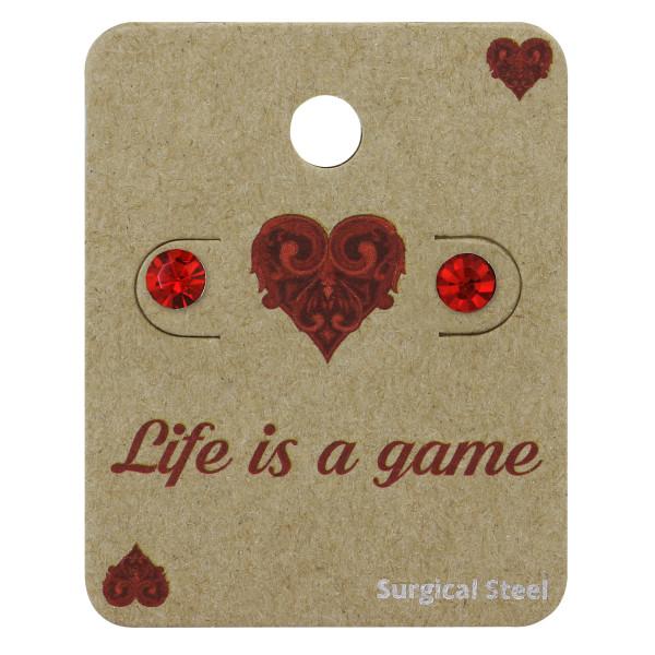 Set & Jewelry on Card CS2-SP-001-5 LT.SIAM/34234