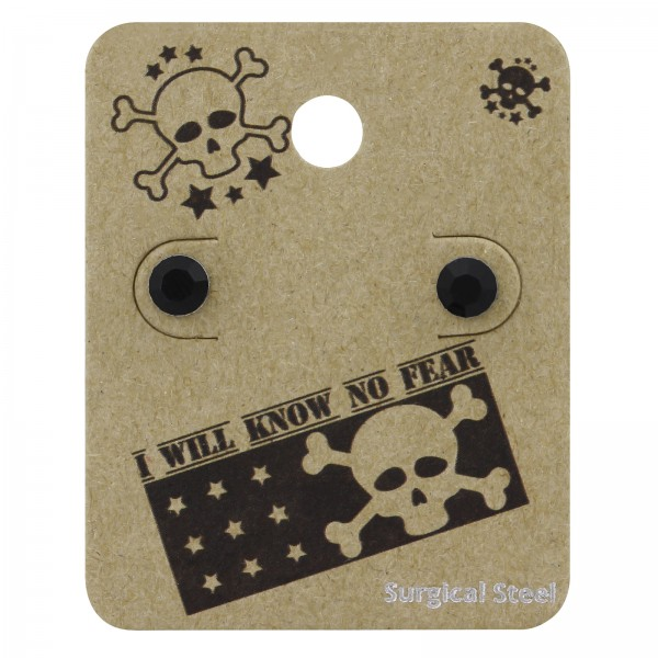 Set & Jewelry on Card CS3-SP-001-5 JET/34242