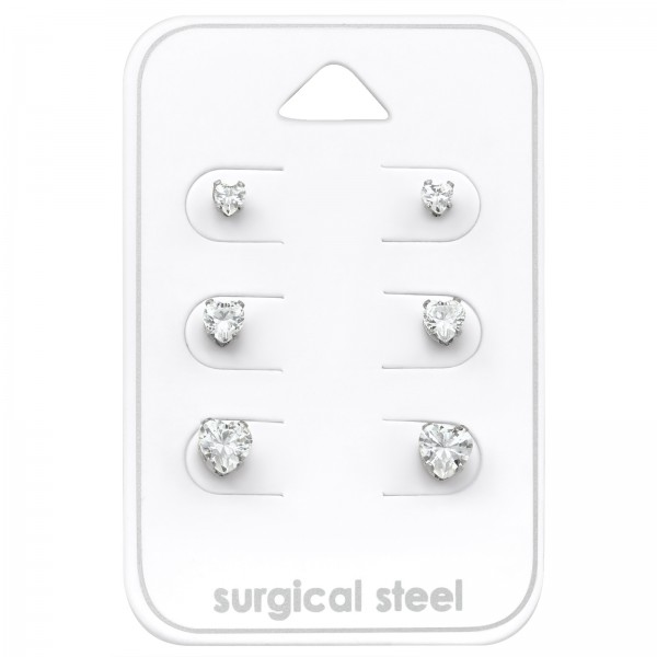 Set & Jewelry on Card SES-605-3SS/SES-605-4SS/SES-605-5SS/28565