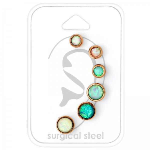 Set & Jewelry on Card SES-634-4RGD/SES-634-4RGD/SES-634-4RGD/SES-634-6RGD/SES-634-6RGD/SES-634-6RGD-CNOP/34520