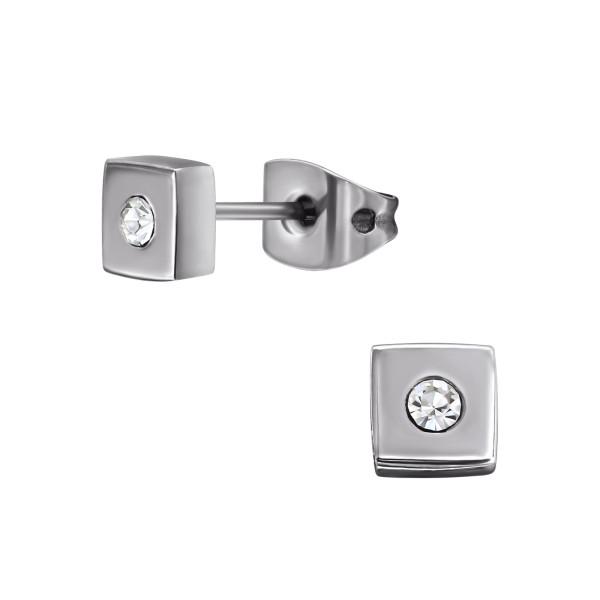 Titanium Ear Stud TES-006/31884